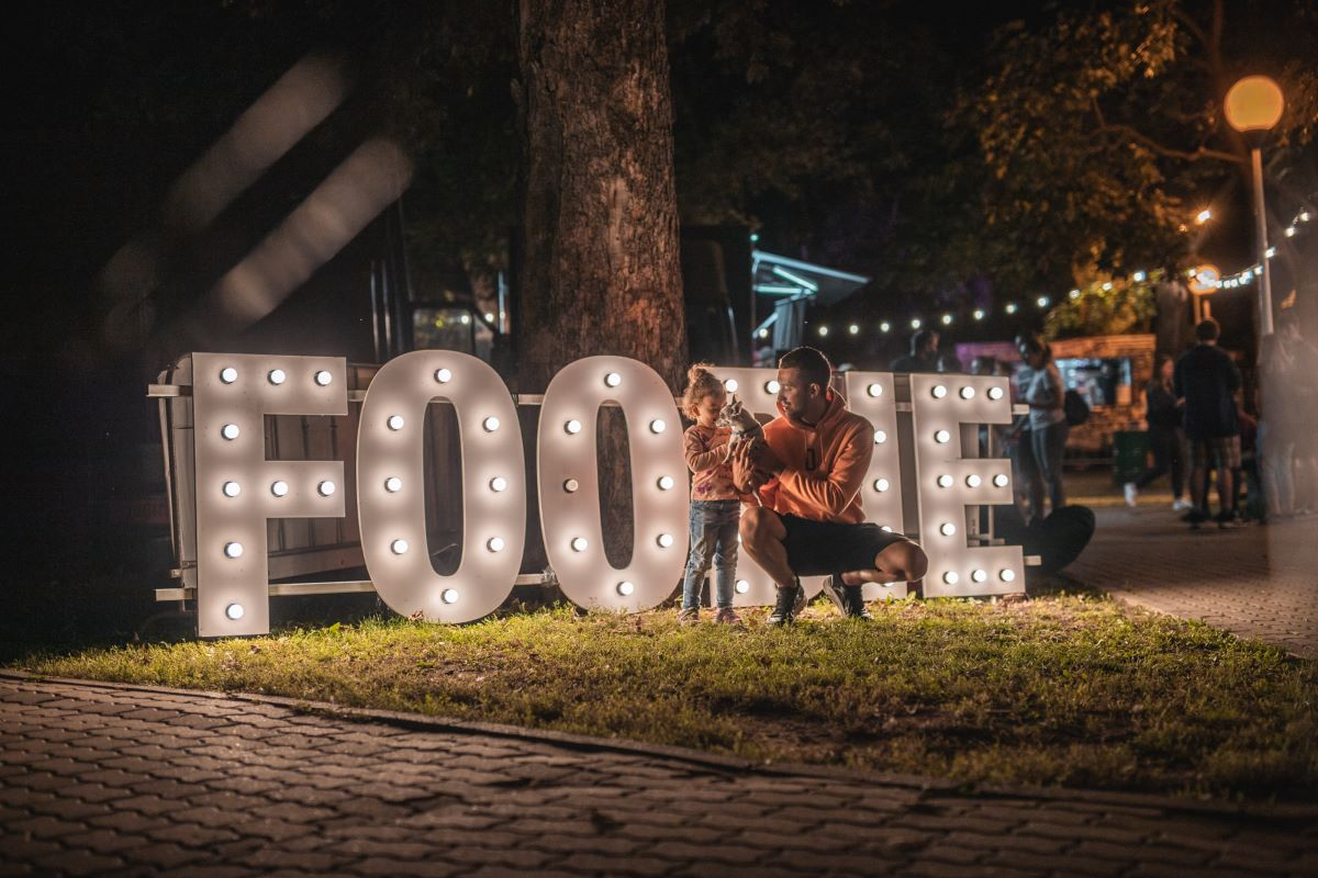 Mâncăruri delicioase și DJ de top la ''Foodie - Street Food Cuisine'' - Până duminică în Parcul Tineretului