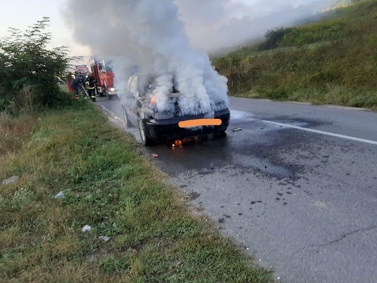 80 de intervenții ale pompierilor sibieni, în două zile: incendii și cazuri medicale – FOTO