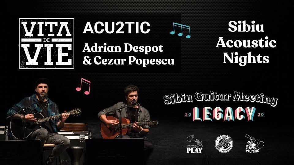 Ce facem în weekend? Mergem la ESTE Film Festival și ascultăm muzică la Sibiu Guitar Meeting
