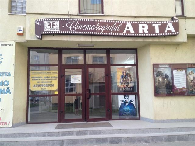 Cinematograful ARTA se redeschide astăzi. Programul proiecțiilor