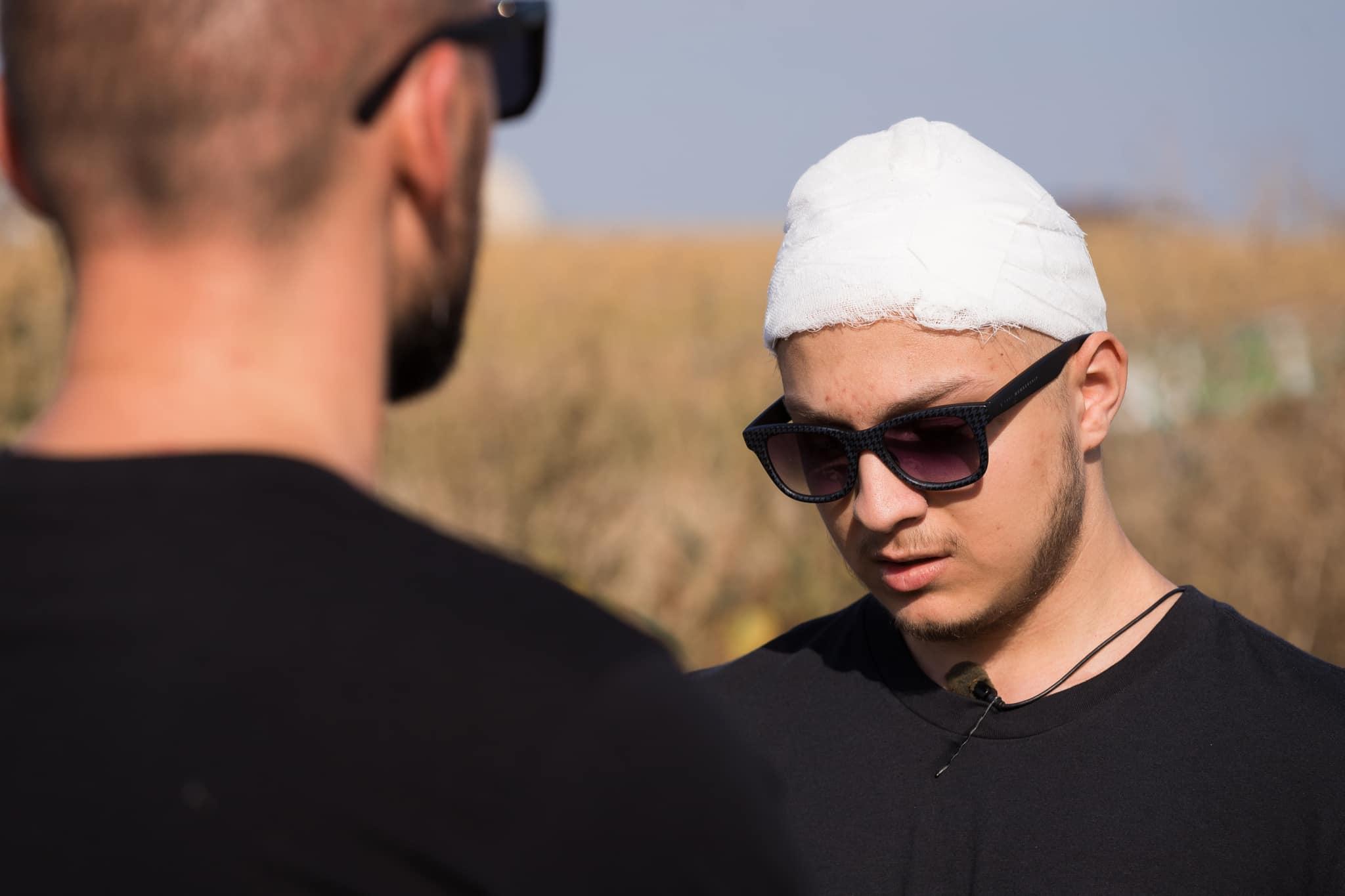 VIDEO:A fost publicat interviul cu Sebastian Băcilă, tânărul bolnav de cancer: Dacă nu cer ajutorul ajung în țărână, efectiv