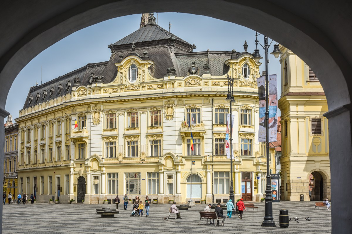 Primărie: Sibiul primește o confirmare avizată că stă bine la capitolul digitalizării serviciilor publice