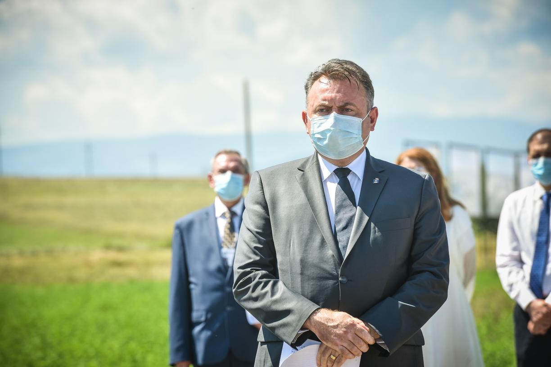 """Marian Oprișan """"se agață"""" de proiectul noului spital județean din Sibiu. """"Și spitalul din Focșani să fie finanțat din fonduri europene"""""""