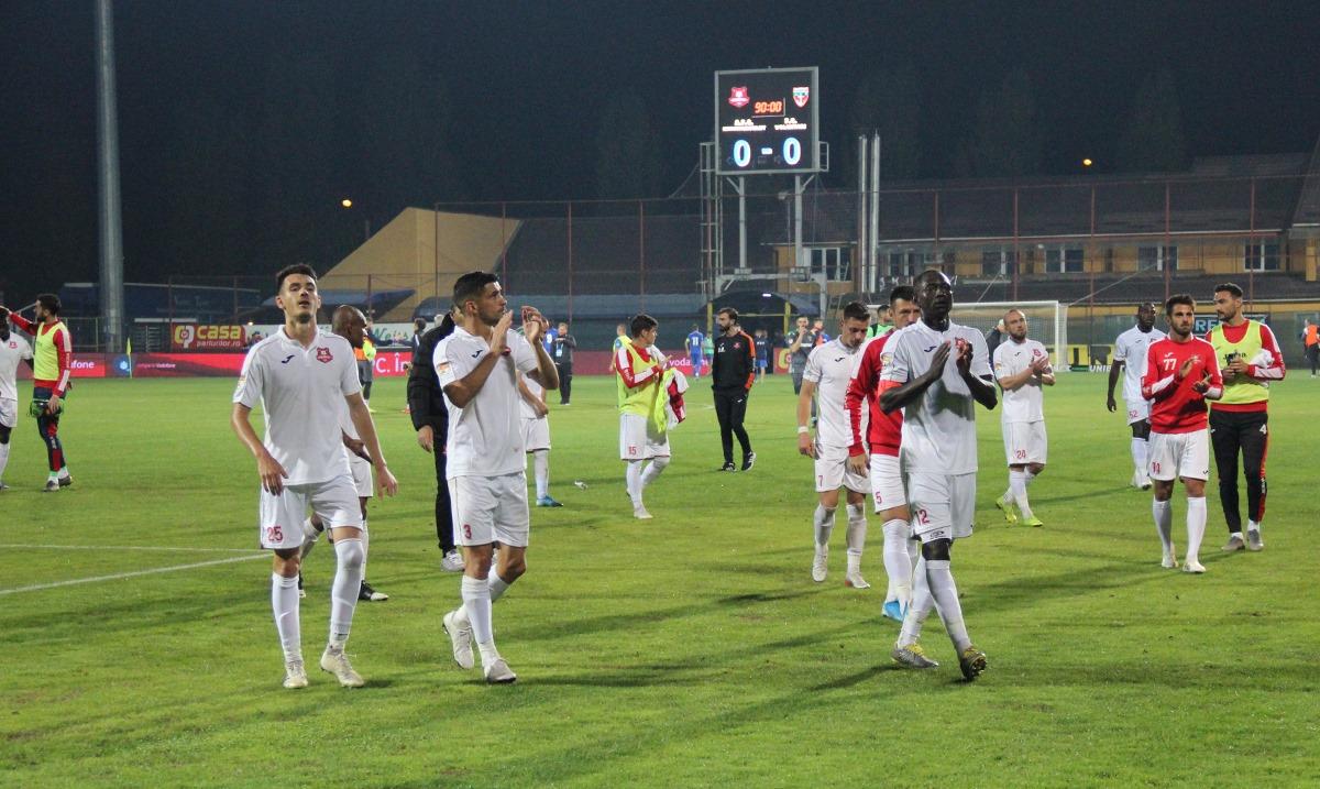 Jucători de la FC Hermannstadt joacă pentru play-off-ul Europa League. Ajutor pentru FCSB