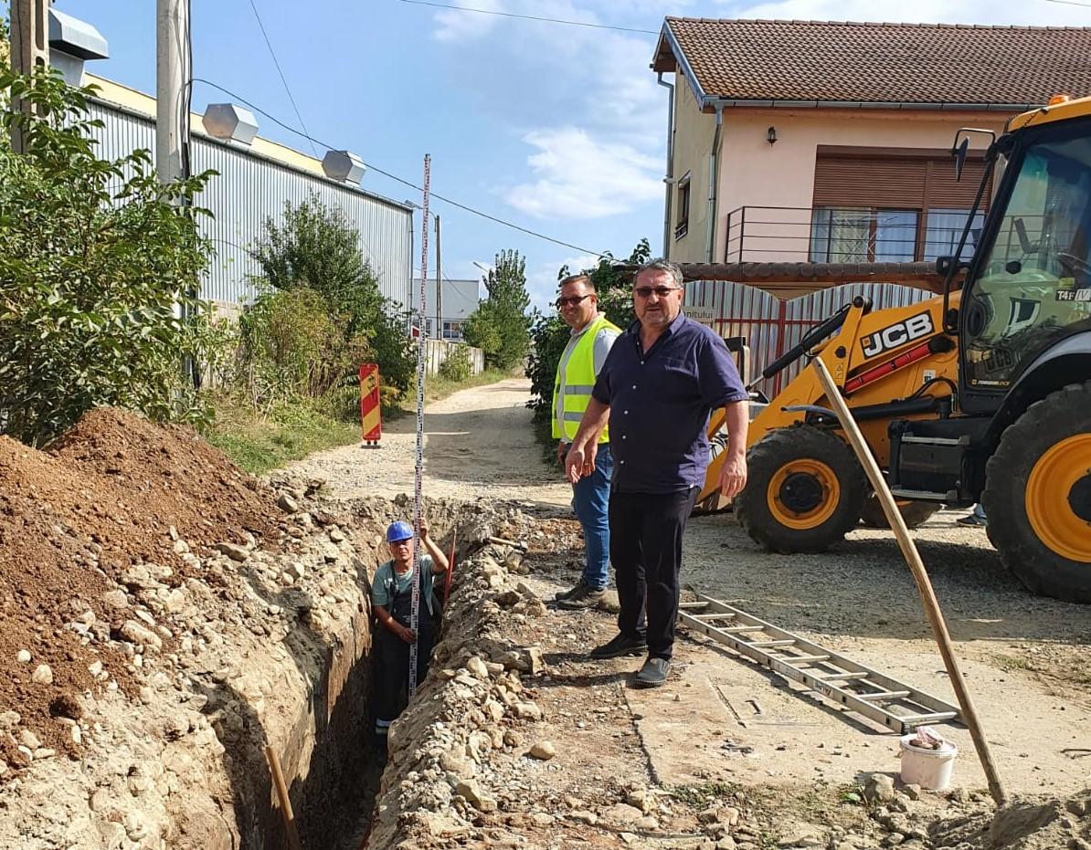 Noi investiții de anvergură în infrastructura apă – canal, în valoare de 68,7 milioane Euro