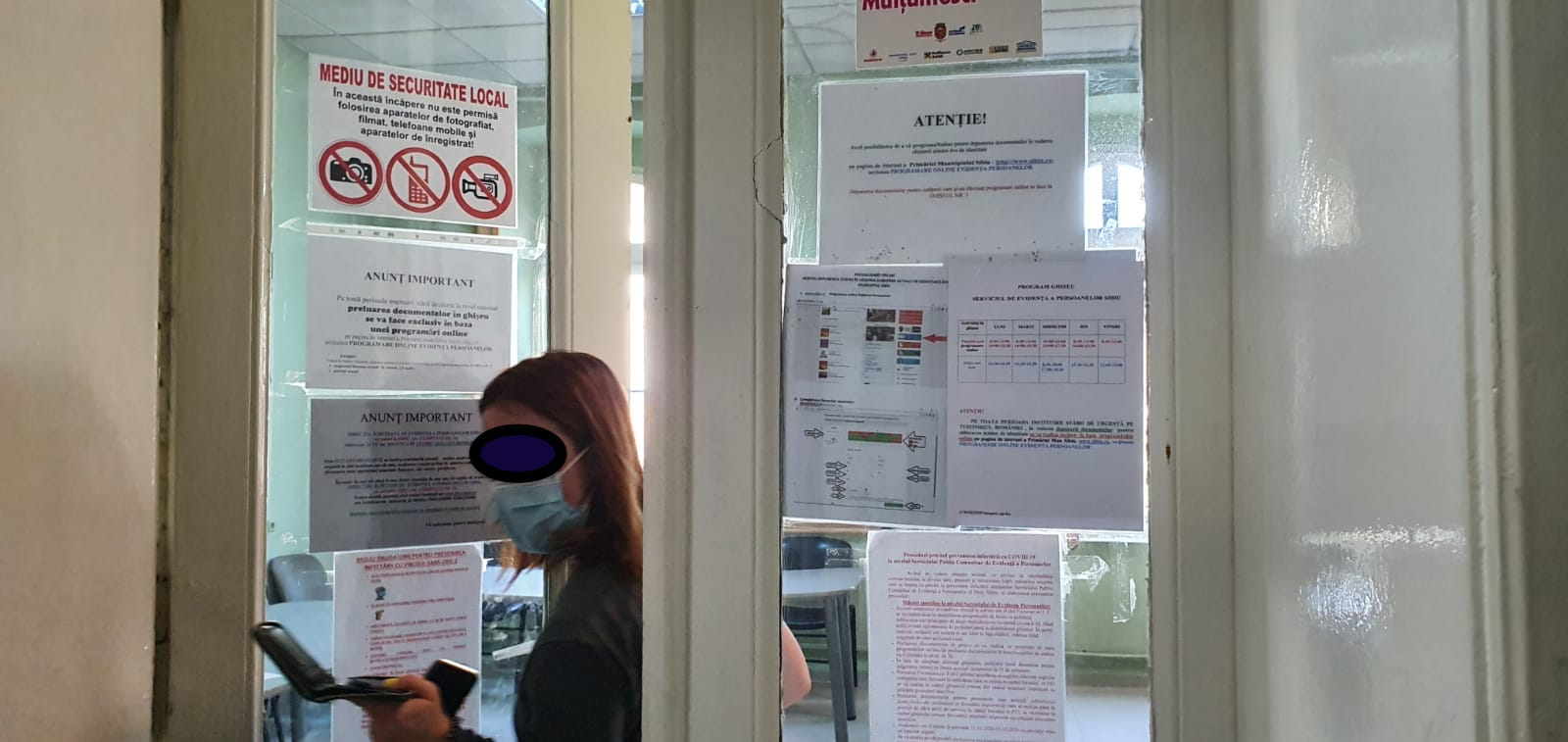 De ce e rușinos să-ți expire buletinul în Sibiu
