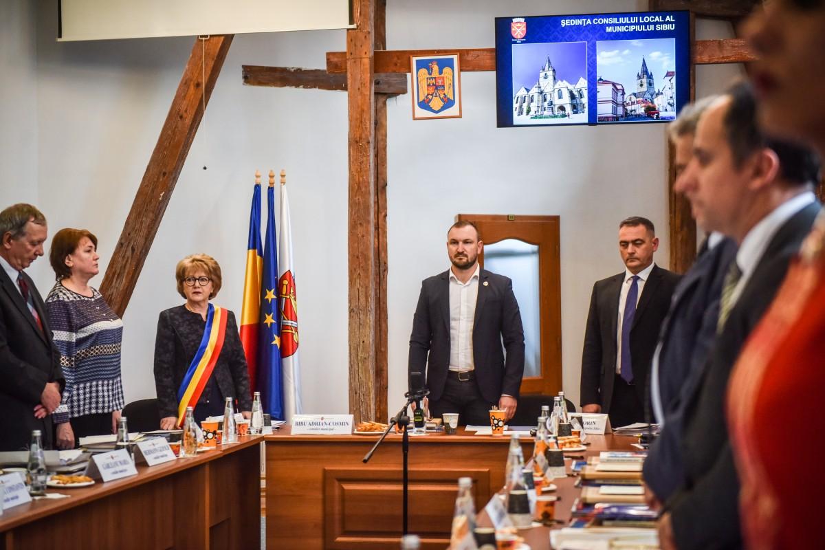 Rezultatele din Municipiul Sibiu (98% din voturi numărate)
