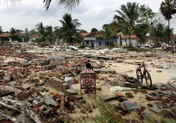 O mamă din Sri Lanka și-a găsit după 16 ani copilul dispărut în timpul tsunamiului din 2004