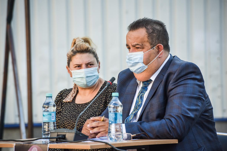 """Dorin Cioabă acuză autoritățile locale de sabotaj, după ce nu a luat decât 80 de voturi. """"Nu au trecut pe buletin asul de treflă"""""""