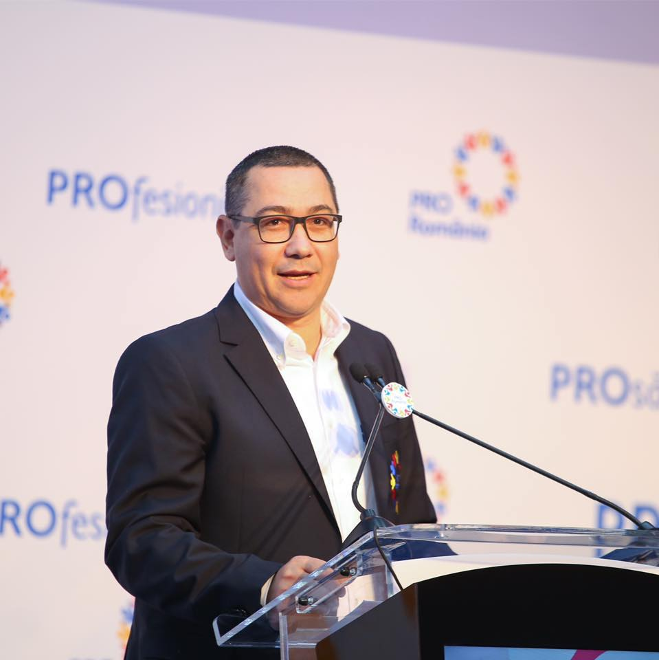 Victor Ponta anunță că se testează pentru COVID-19