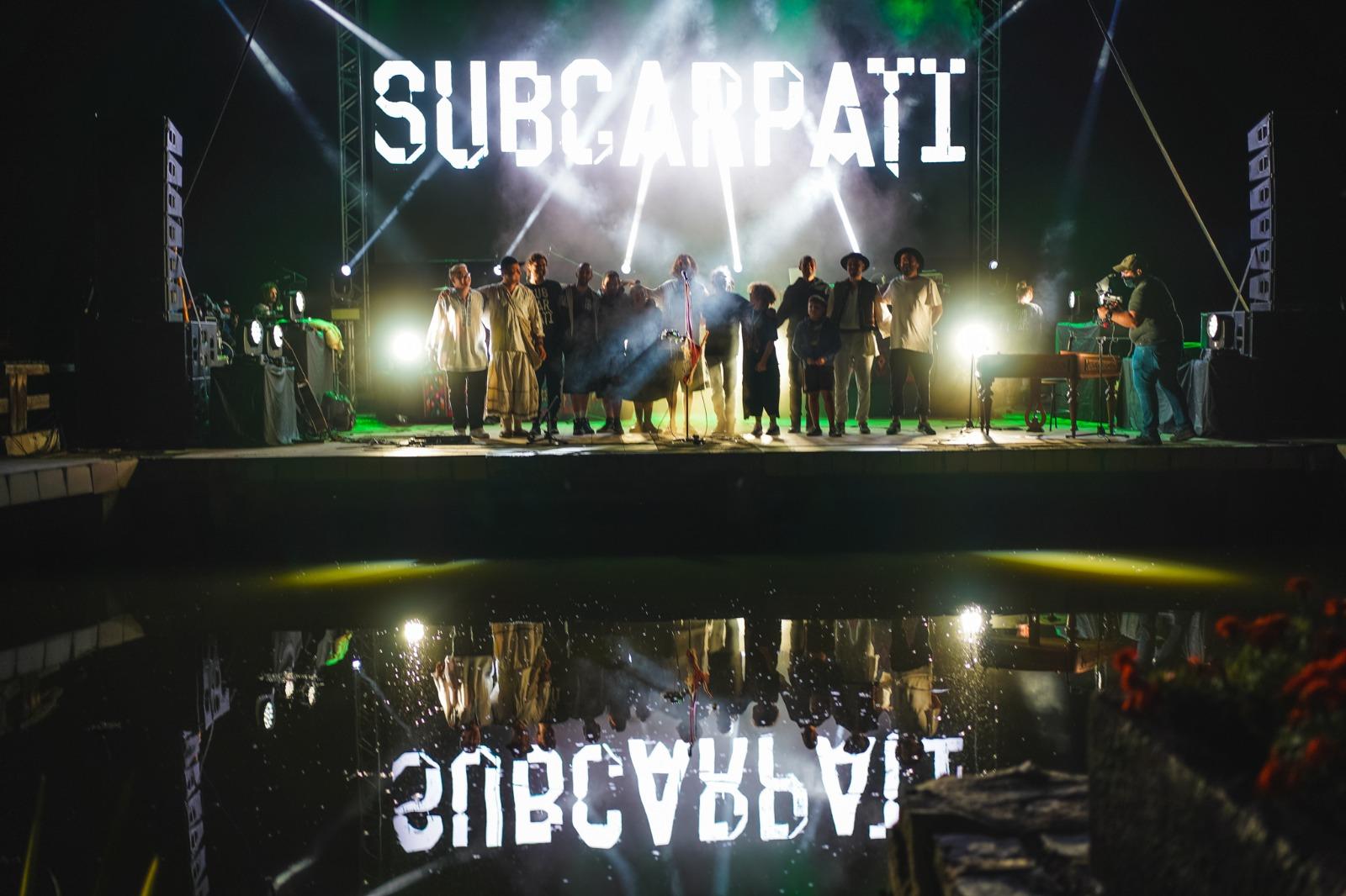 A început Astra Film Festival.  Publicul s-a bucurat responsabil aseară de un concert de nopți mari, marca Subcarpați