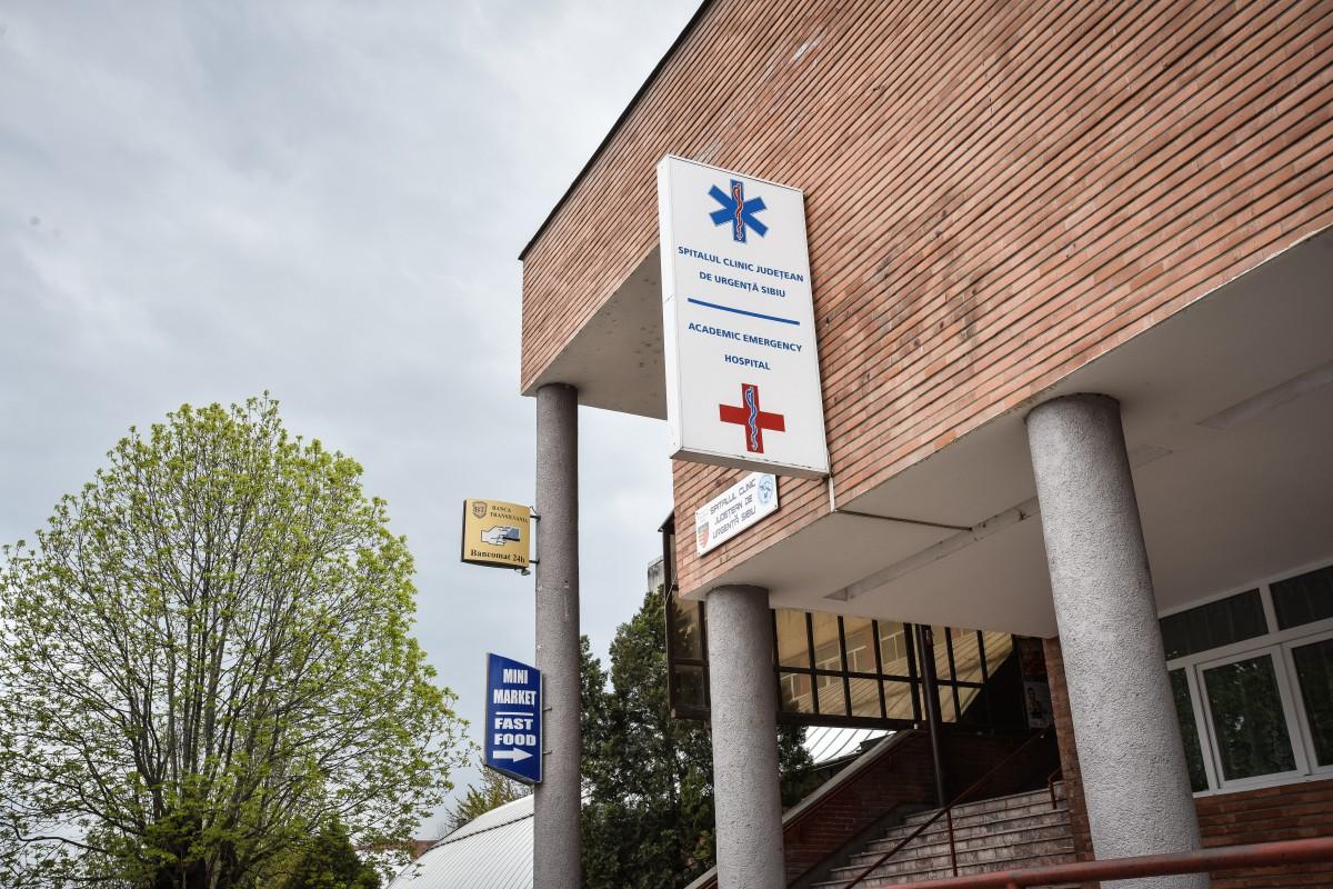 Încă o angajată a Spitalului Județean Sibiu a decedat, după ce s-a infectat cu COVID-19