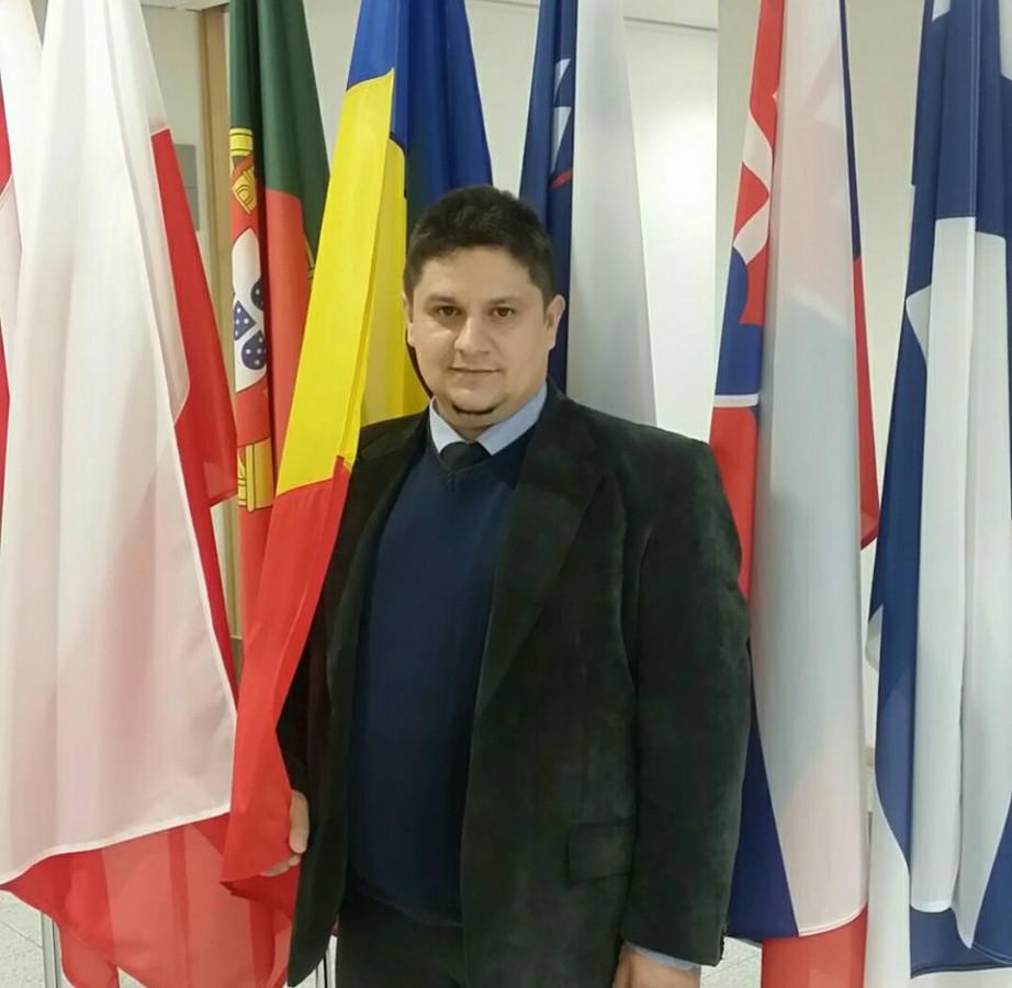 Florin Neag, noul manager al spitalului județean. Adrian Bibu îi ia locul de administrator public al județului