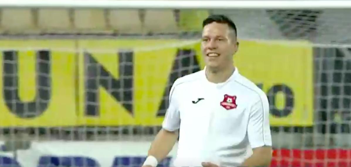 Petrișor Petrescu s-a întors la Sibiu