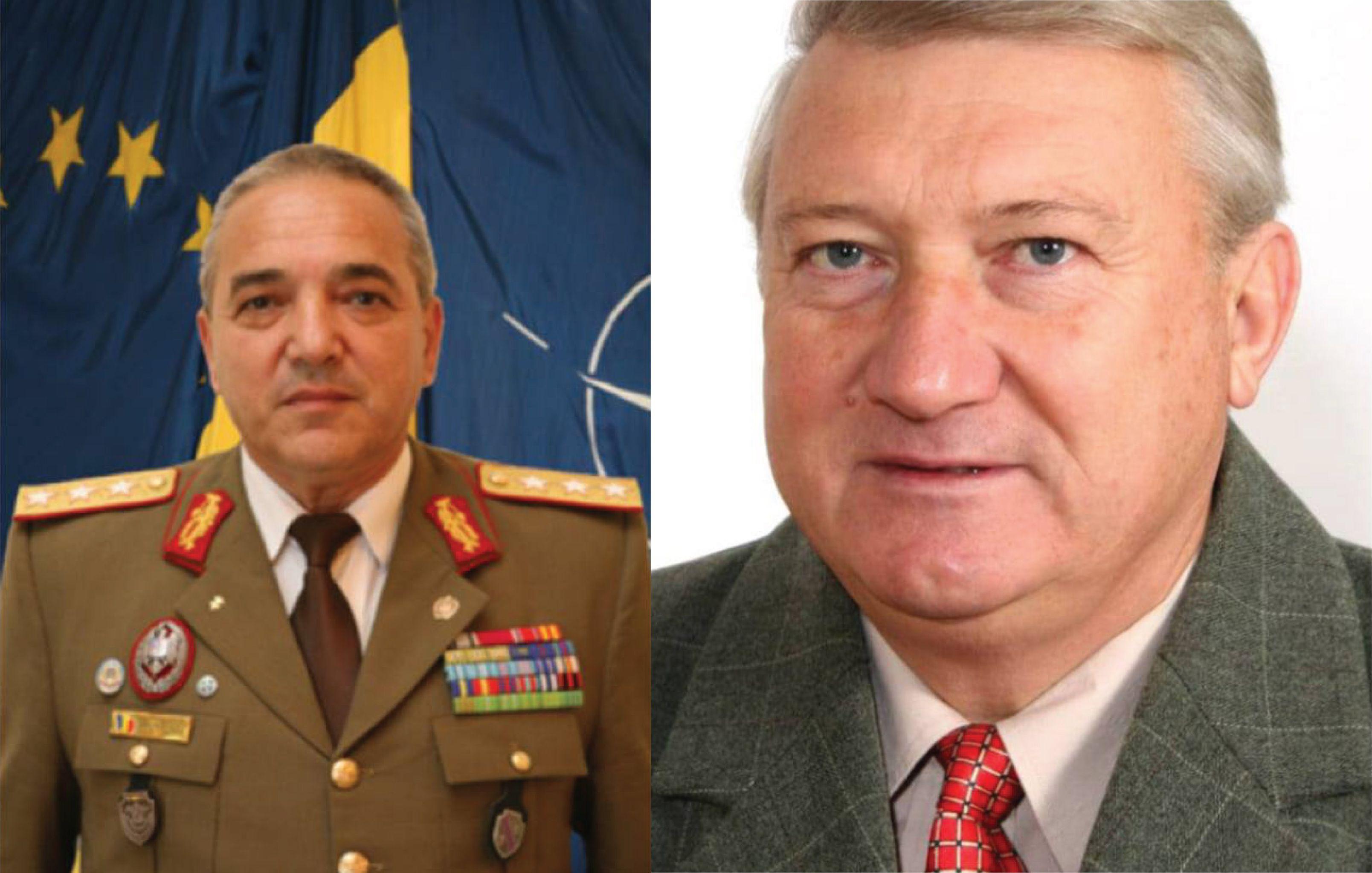 AFT: Colonelul Ioan Vasile Părean și generalul Dan Ghica Radu au încetat din viață în aceeași zi