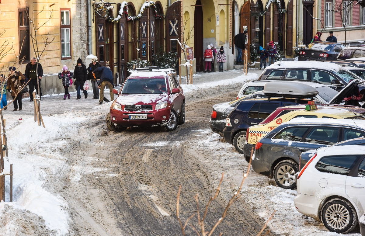 Incidența scade atât în județ cât și în municipiul Sibiu. Datele pe localități