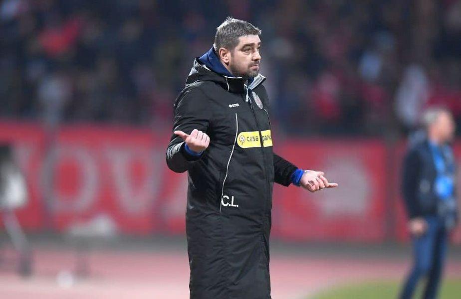 """FC Hermannstadt joacă astăzi la Călărași. Ciobotariu: """"Vrem să ne refacem moralul după partidele pierdute în ultima perioadă"""""""