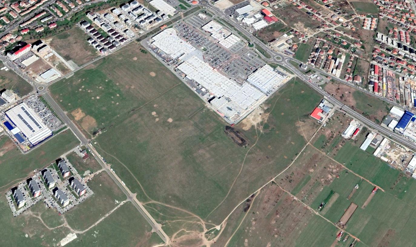Prima licitație pentru sala polivalentă din spatele mall-ului: două terenuri acoperite, 4.000 de locuri, cinci terenuri exterioare