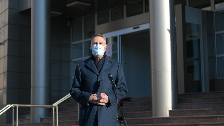 VIDEO Iohannis: Foarte multă lume doreşte să se vaccineze, este o schimbare de atitudine