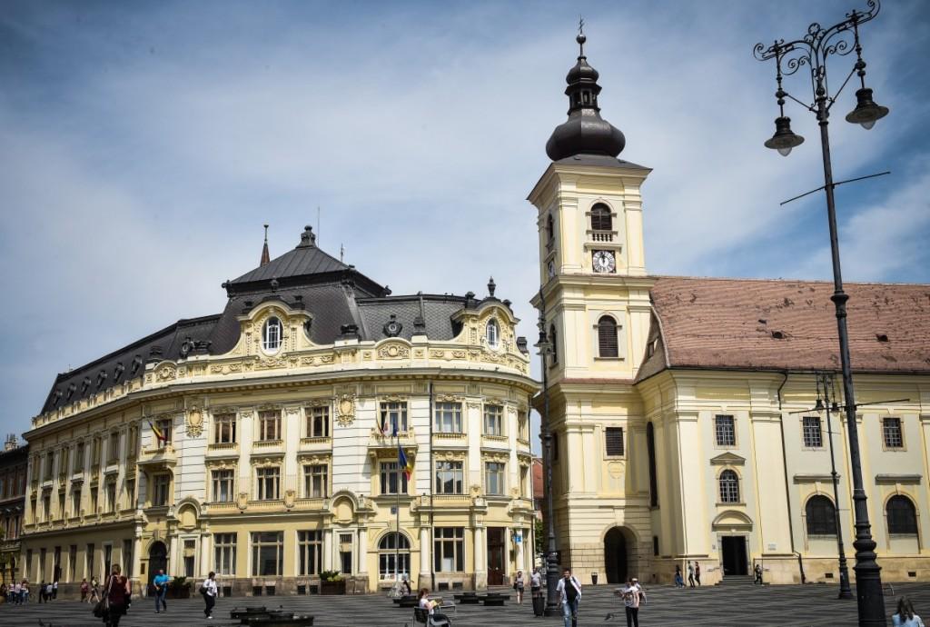 Parteneriat între Primăria Sibiu și Primăria Șelimbăr pentru realizarea trenului urban