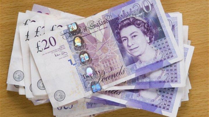 Marea Britanie dă 500 de lire pentru britanicii depistați pozitiv cu coronavirus