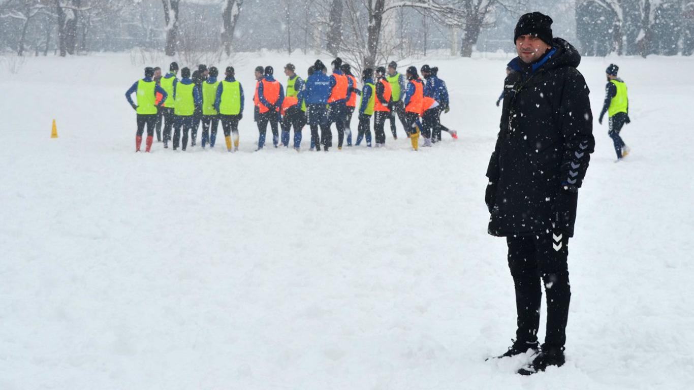 """Fost antrenor al Sibiului, a preluat o echipă în Liga 3. """"Când antrenam la Sibiu eram ca Cireșarii"""""""