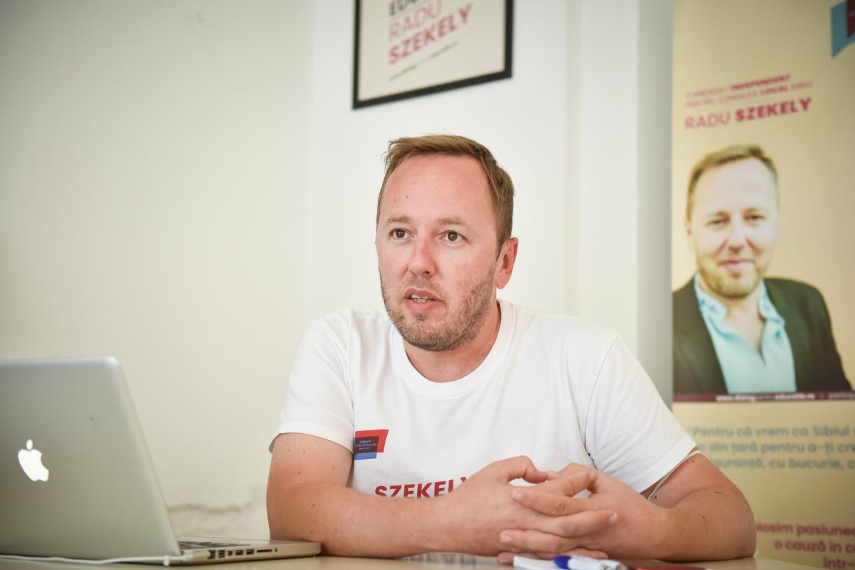 Radu Szekely, secretar de stat în Ministerul Educației la propunerea USR PLUS