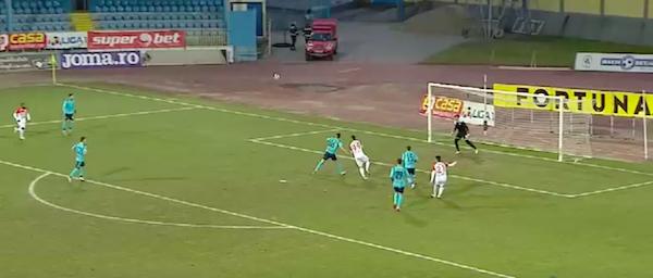 FC Hermannstadt - Chindia 1 la 1. Nu mai batem pe nimeni