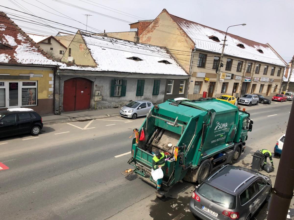 Taxa de salubrizare crește și cu 325% la Sibiu. Primăria susține că sibienii nu vor putea schimba aceste creșteri