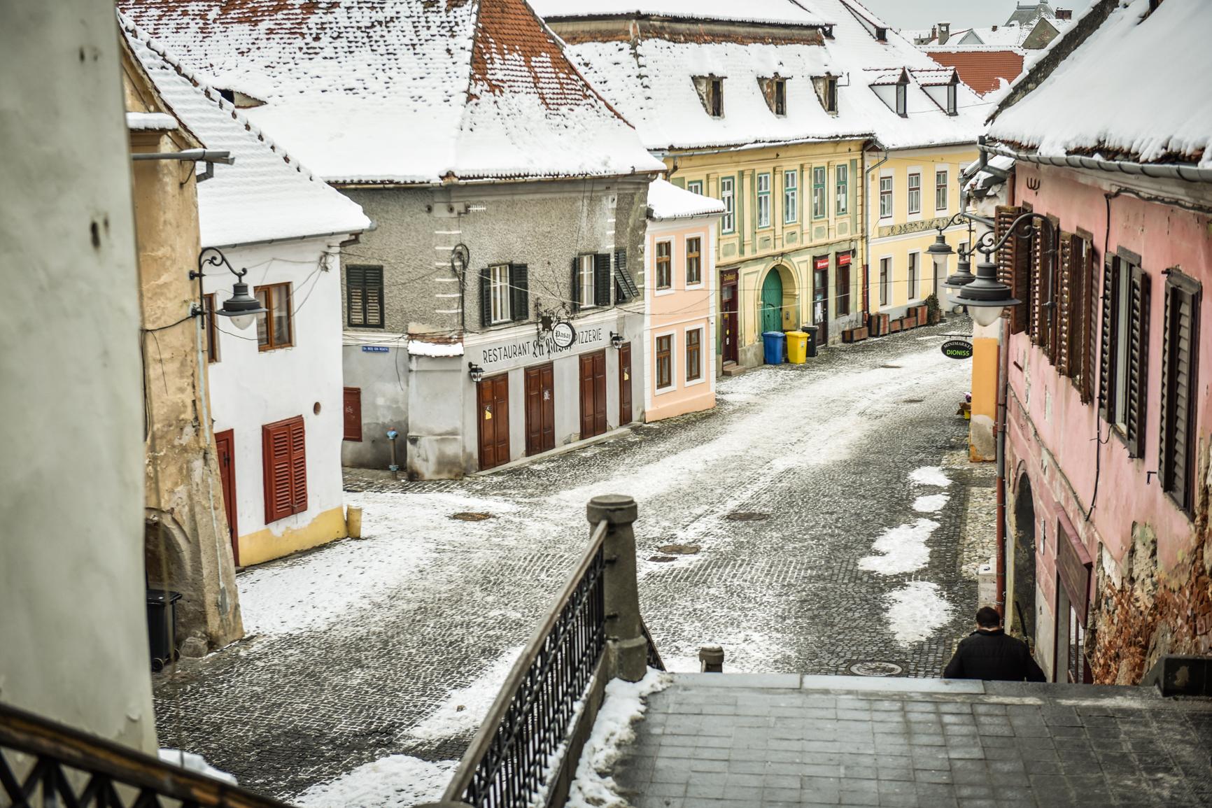 1,42 - rata de infectare în municipiul Sibiu, 1,06 în județ. Situația în fiecare localitate