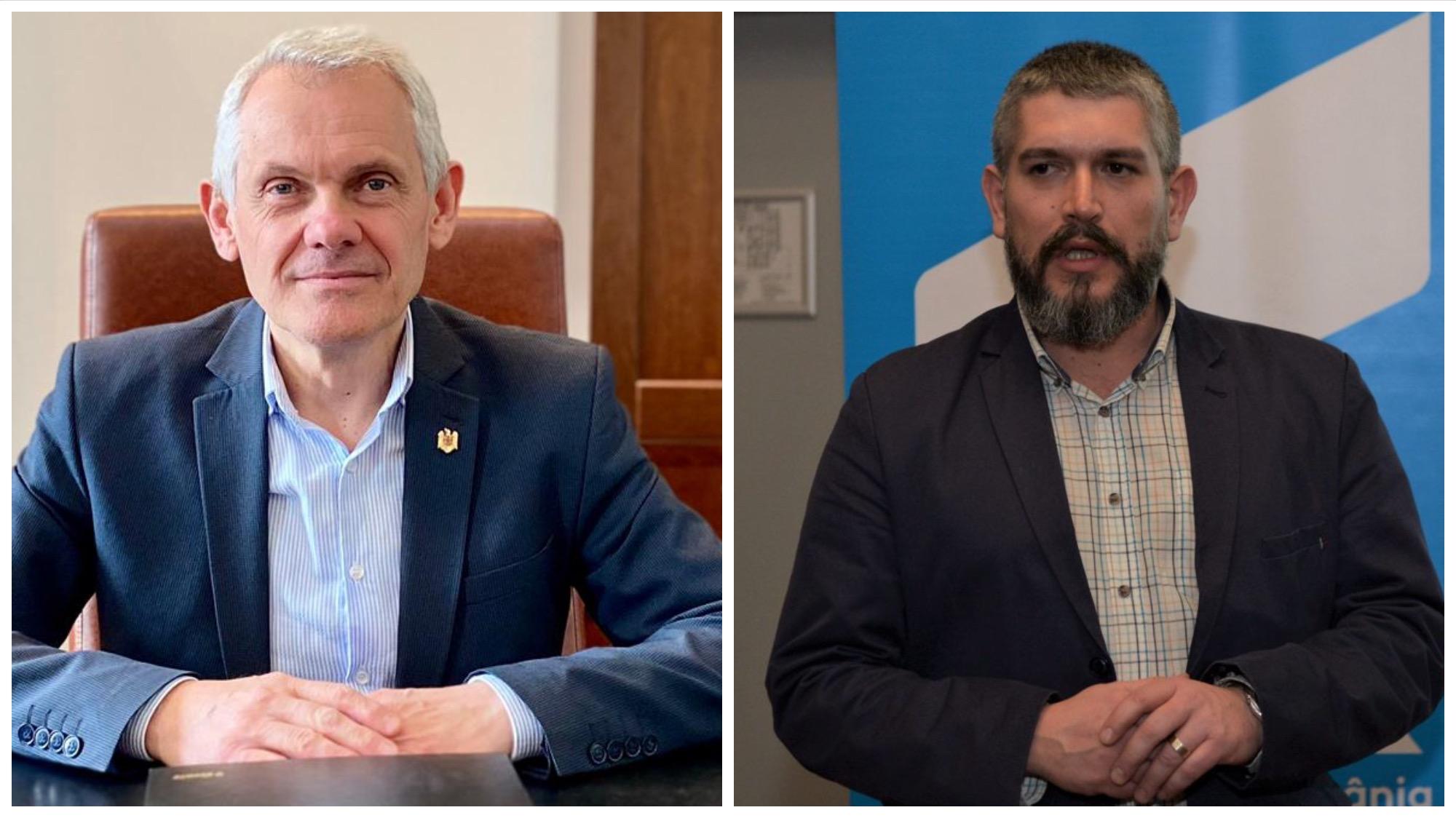"""""""Se trage pe algoritm"""". Luni va fi desemnat partidul care numește prefectul de Sibiu"""