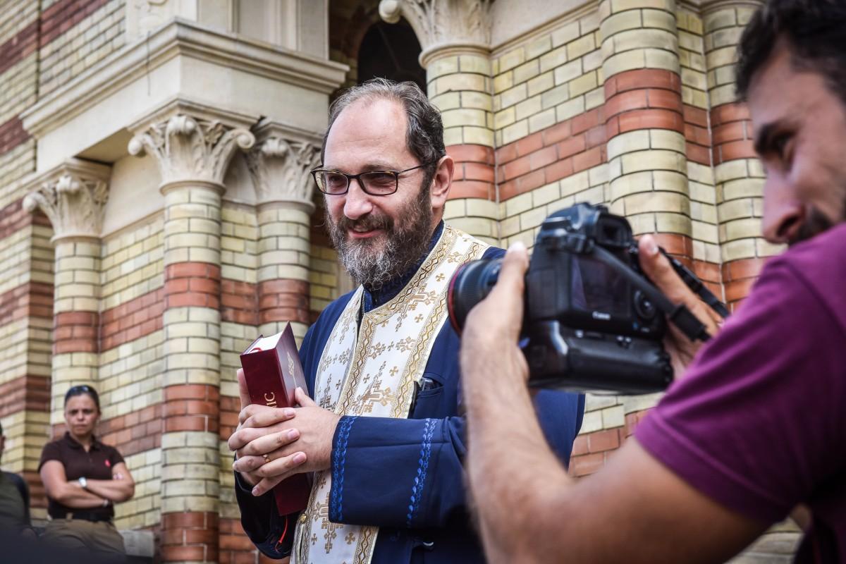 """Preotul Necula, invitat de Ministerul Sănătății să susțină campania de vaccinare: """"nu pentru moment"""""""