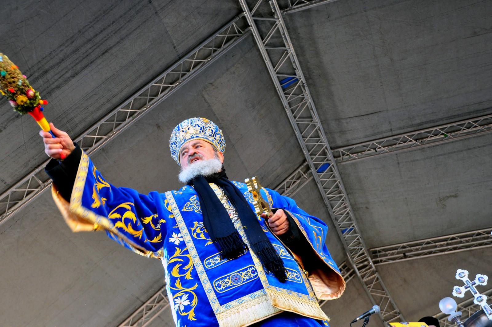 Boboteaza nu se mai ține în Piața Mare. Fiecare biserică va face, separat, sfințirea apei