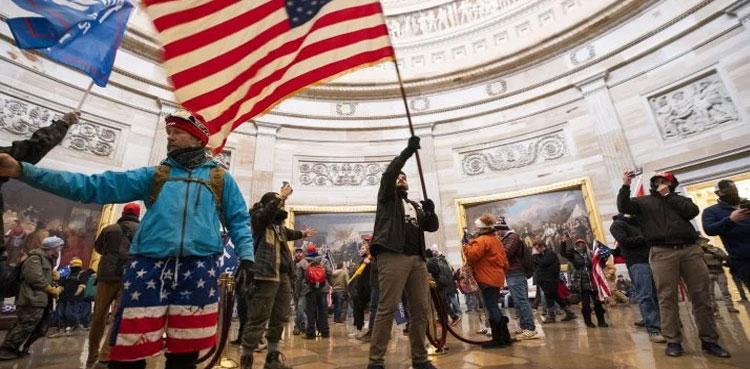4 morți și cel puțin 14 răniți în urma violențelor din Capitoliul SUA