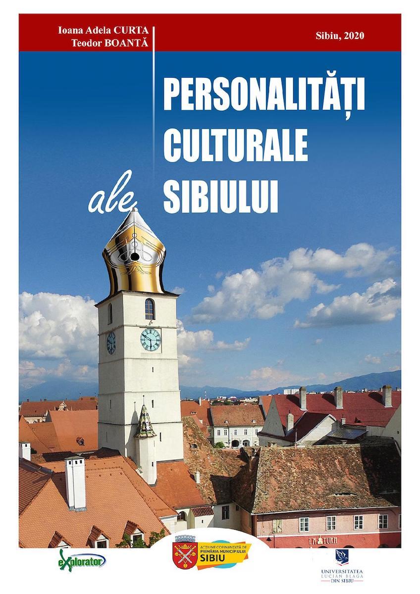 Poveștile celor 50 de sibieni care construiesc cultura sibiană în paginile cărții Personalități culturale ale Sibiului