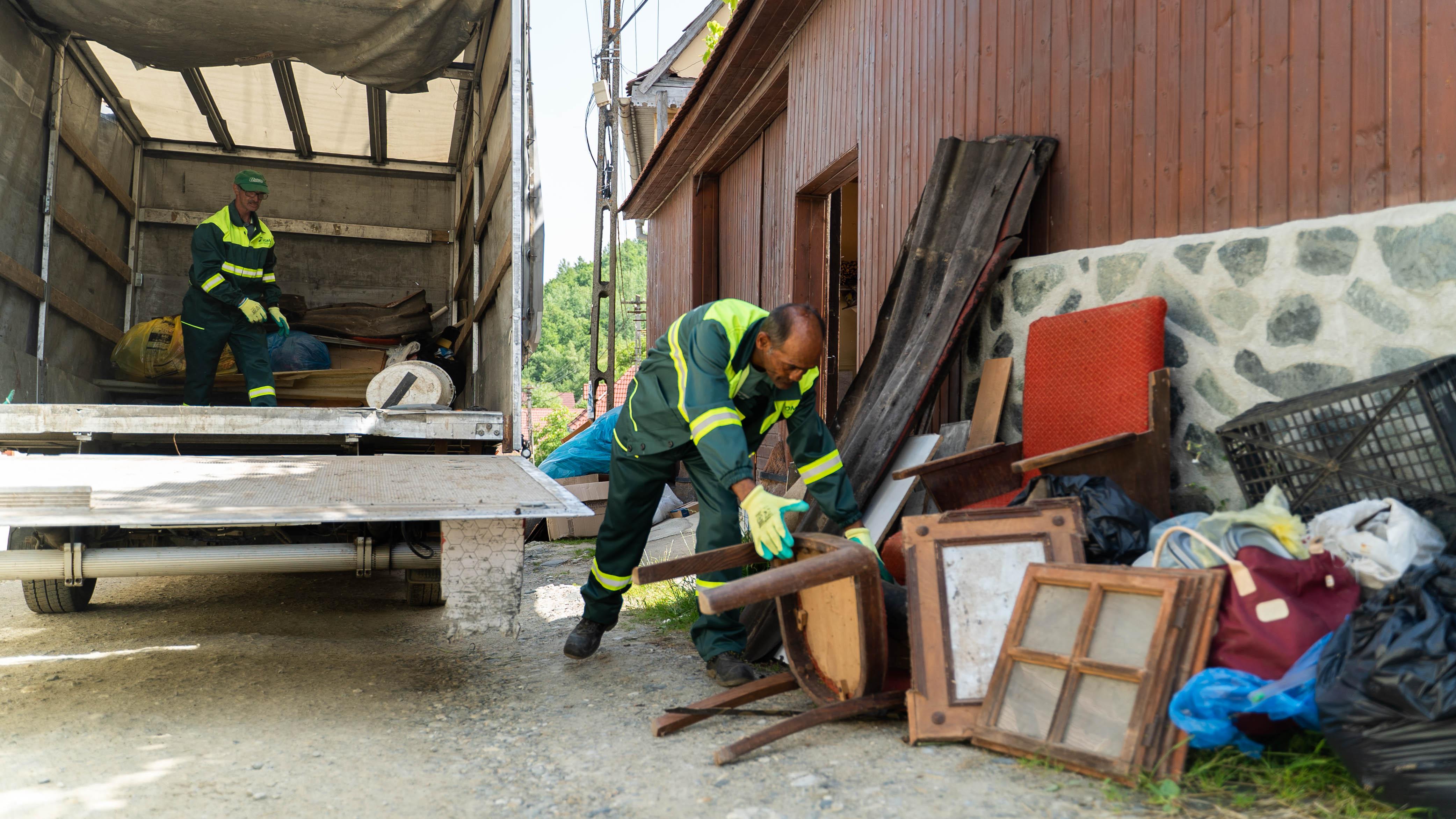 Soma organizează o nouă campanie de colectare a deșeurilor  voluminoase și DEEE în municipiul Sibiu