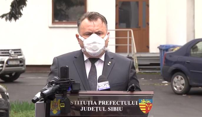 Nelu Tătaru, despre situaţia pandemică din România: De această dată e ca în război - viaţă contra moarte