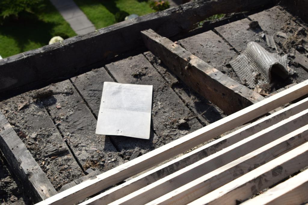 Descoperire istorică: schițe ale rachetei lansate de Hermann Oberth, descoperite în acoperișul casei din Mediaș