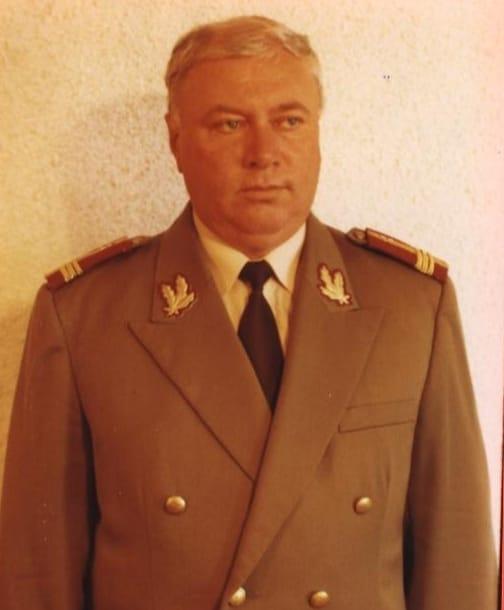 A murit Dumitru Tatu, fost comandat al ISU Sibiu: