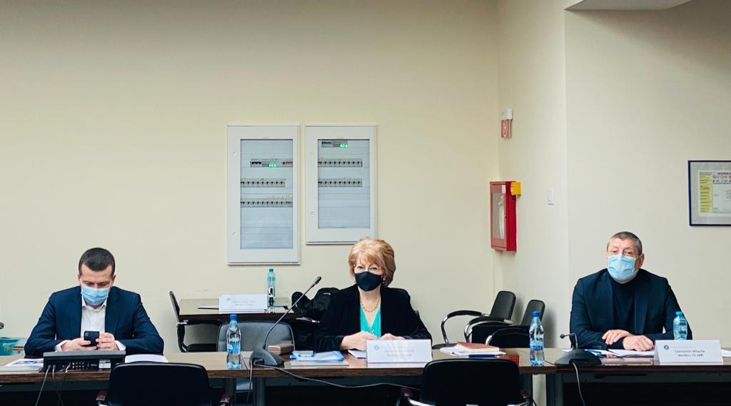 Întâlnire între Asociația Municipiilor din România și reprezentanții Ministerului Investițiilor și Proiectelor Europene