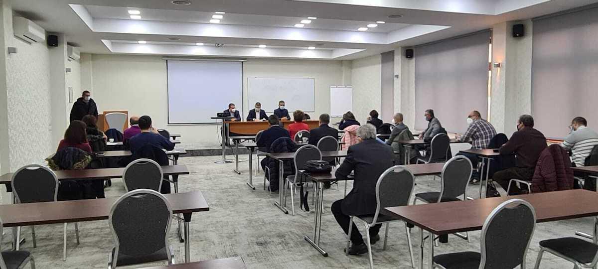 Întâlnire de lucru la Sibiu a reprezentanților Ministerului Investițiilor și Proiectelor Europene