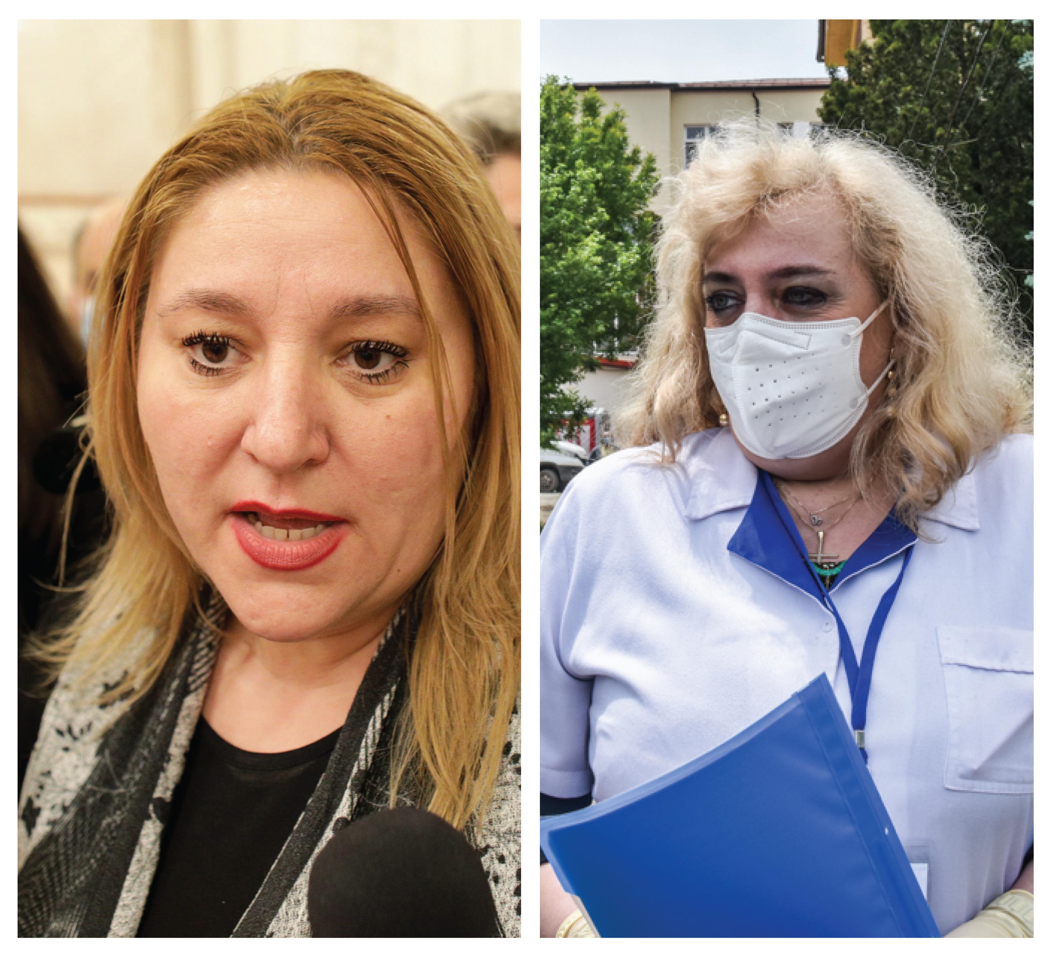 Diana Șoșoacă acuză că a fost dată afară din AUR după ce a vrut să o ancheteze pe Raluca Turcan