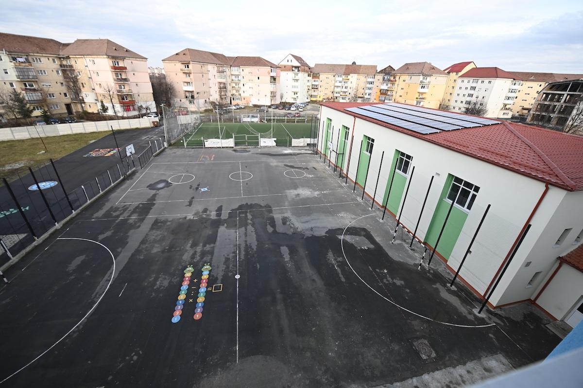 Primăria Sibiu: Școala 1 din cartierul Ștrand, modernizată și mai eficientă energetic
