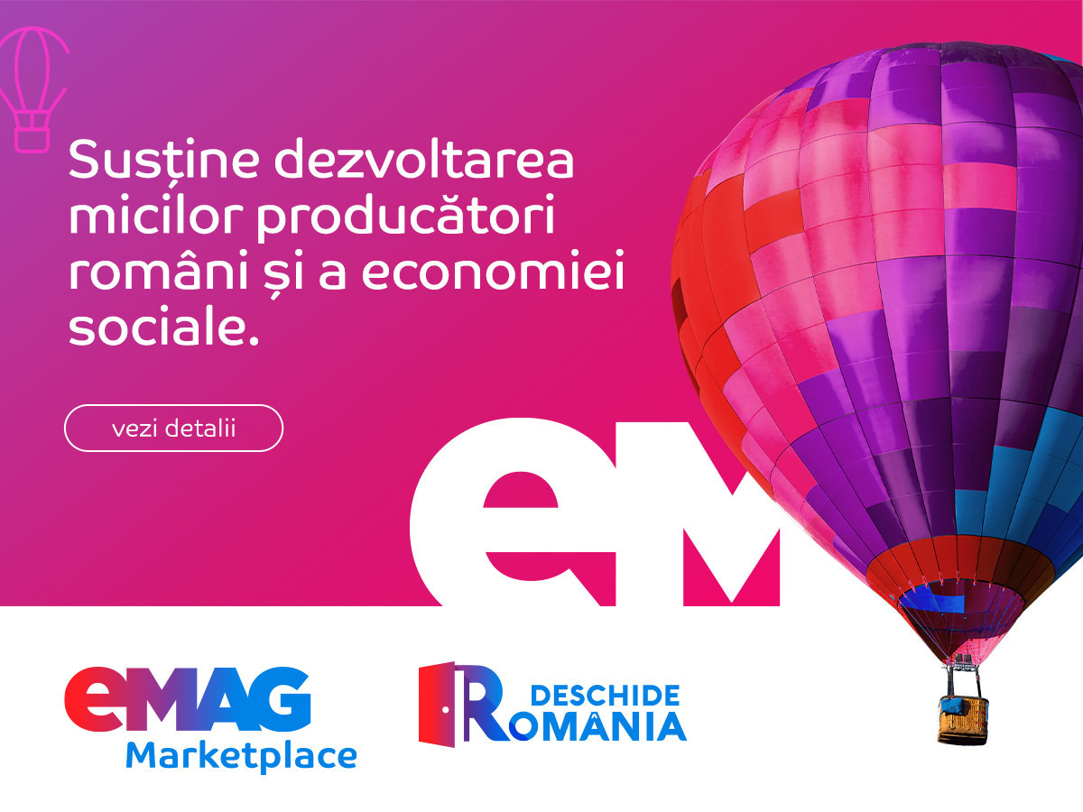 """Produci bunuri """"made in România""""? Acesta este programul pe care trebuie să îl accesezi"""