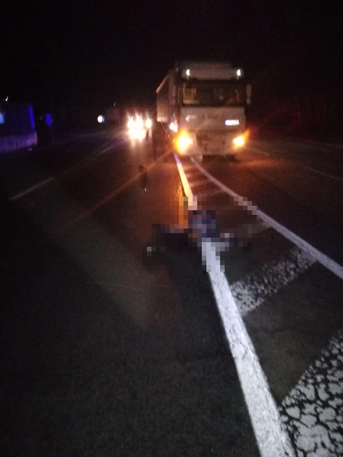 Accident mortal noaptea trecută, pe DN 7, în județul Vâlcea