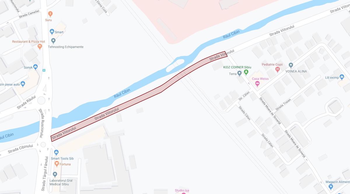 Primăria Sibiu: Îmbunătățim mobilitatea în Sibiu. Creăm legături mai bune pentru cartierele Gușterița și Reșița