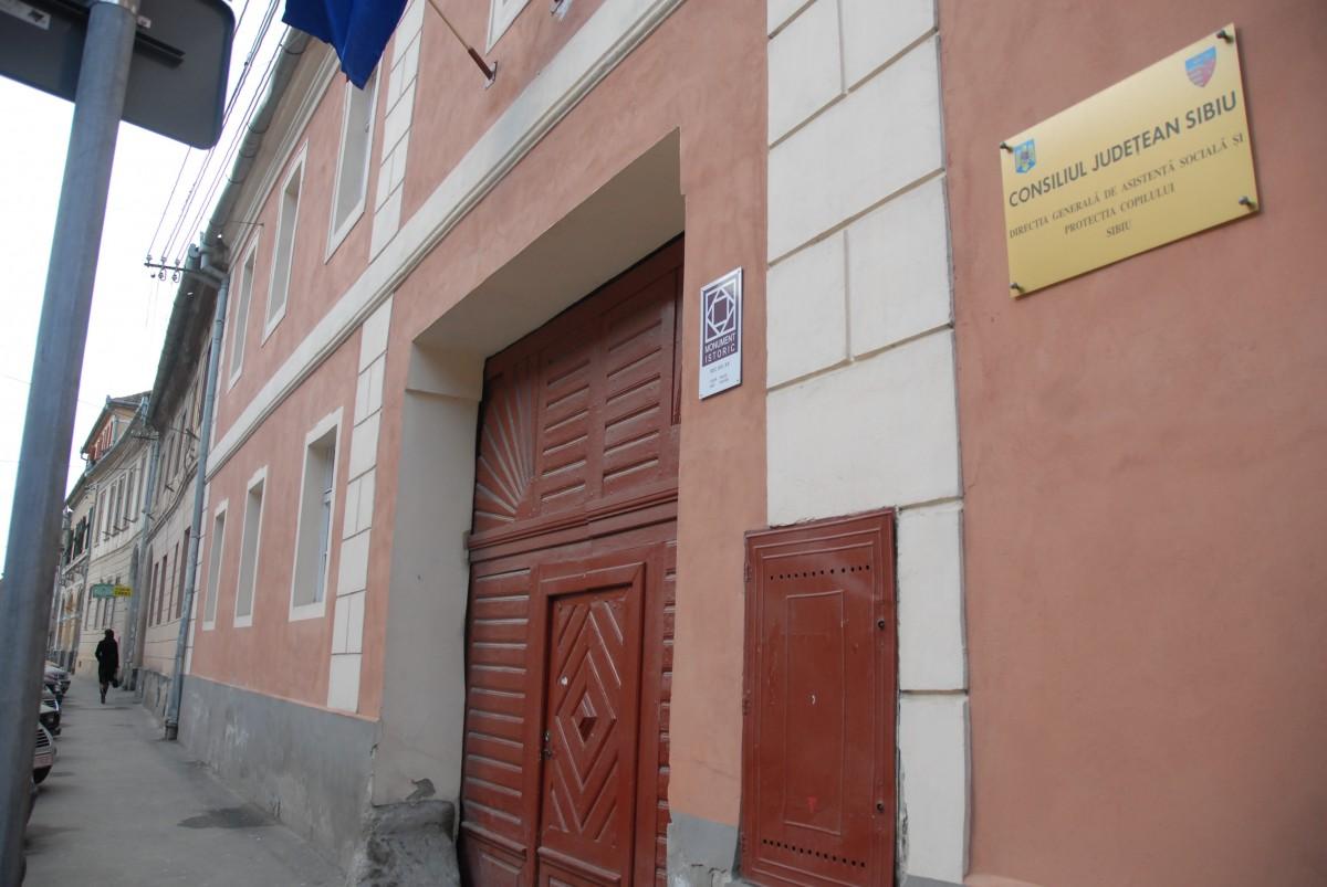Util: DGASPC Sibiu mută sediul a două servicii sociale
