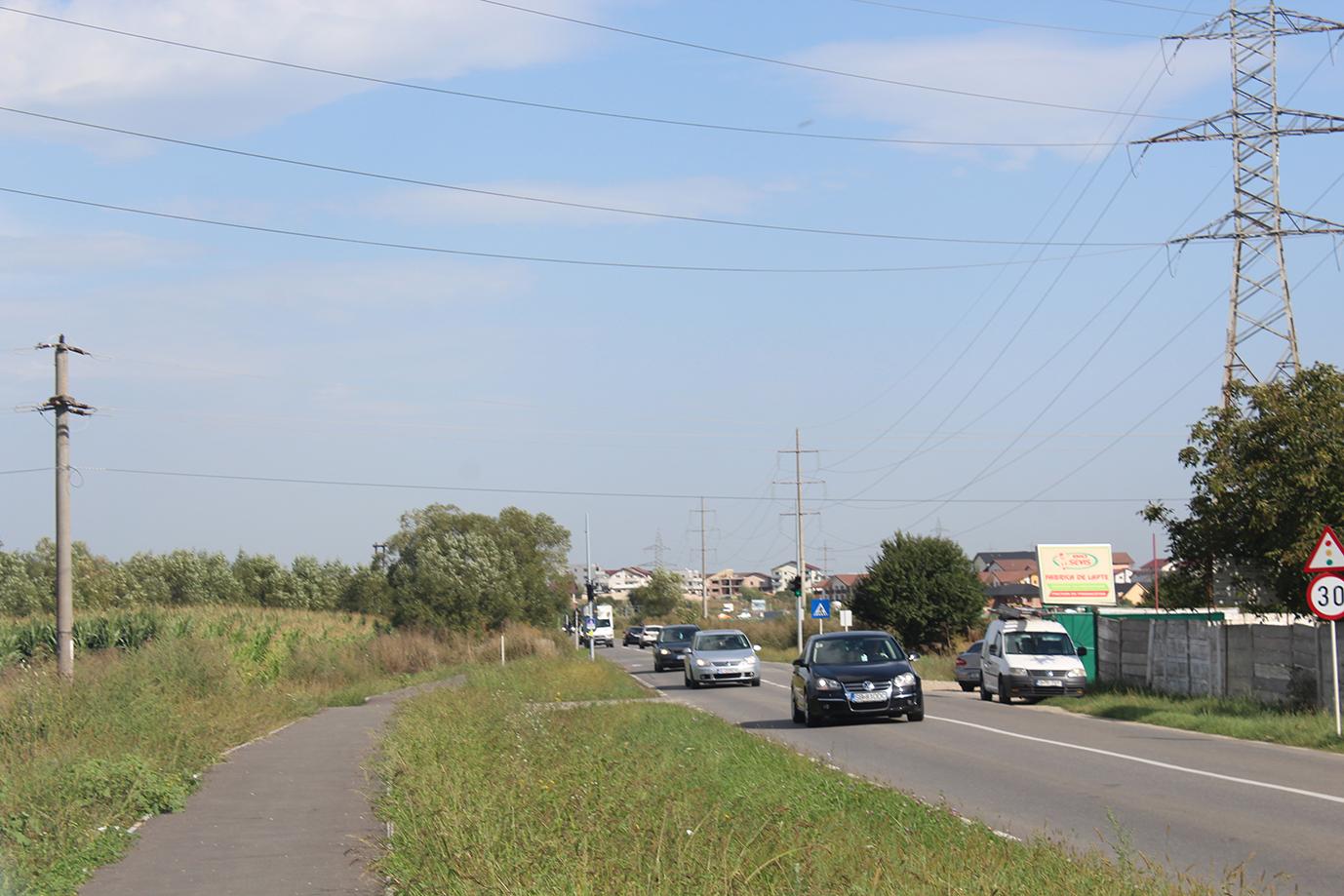 Lărgirea drumului spre Cisnădie și noul centru de conferințe, finanțate de la bugetul de stat pe 2021