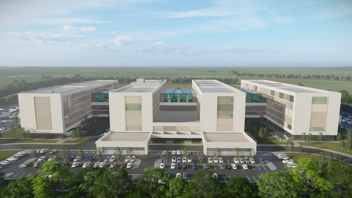 Noul Spital Județean are toate avizele necesare: săptămâna viitoare va fi cerută autorizația de construire