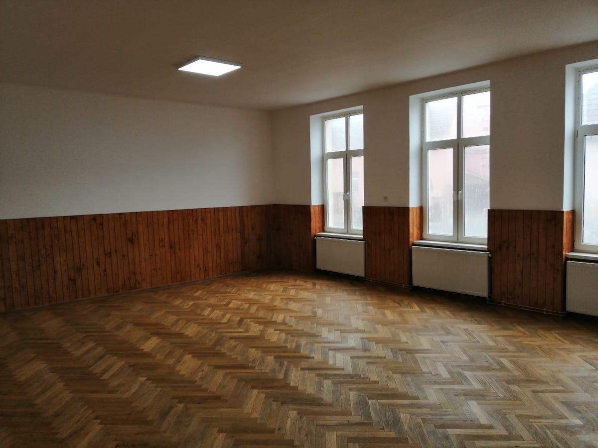 Au fost finalizate lucrările de renovare interioară la grădiniţa din Agârbiciu
